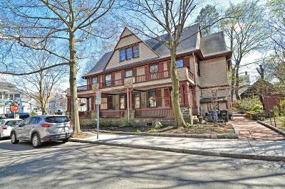 Somerville Single Family Home For Sale: 2 Westwood Road