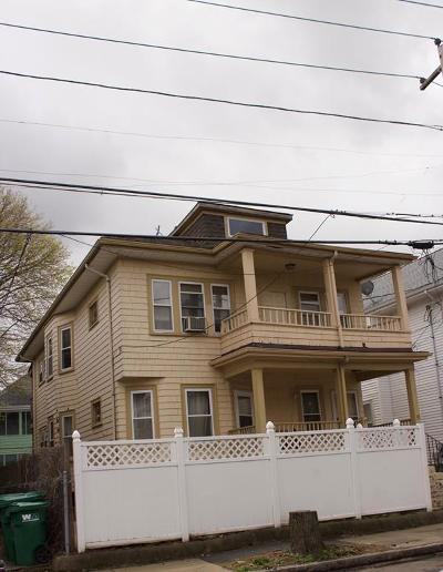 Medford Multi Family Home Under Agreement: 35 Emerald St