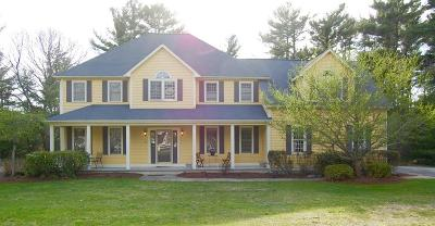 Single Family Home For Sale: 56 Pond View Dr