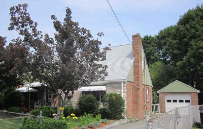Quincy Single Family Home Contingent: 359 Copeland St