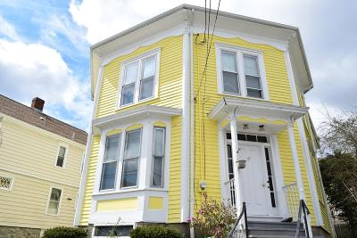 Peabody Single Family Home For Sale: 58 Franklin St