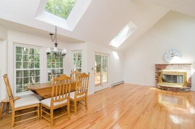 Braintree Single Family Home Under Agreement: 30 Canavan Dr