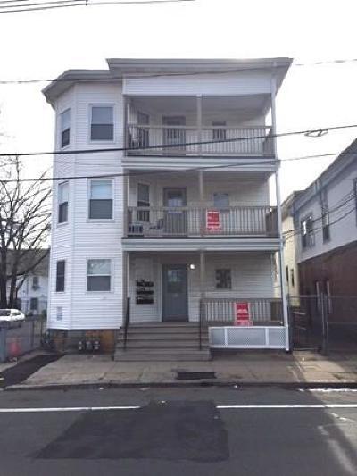 Brockton Multi Family Home Under Agreement: 869 Main St