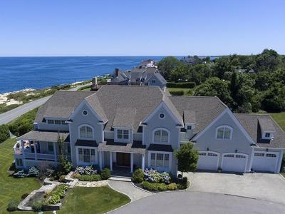 Cohasset MA Single Family Home For Sale: $3,985,000
