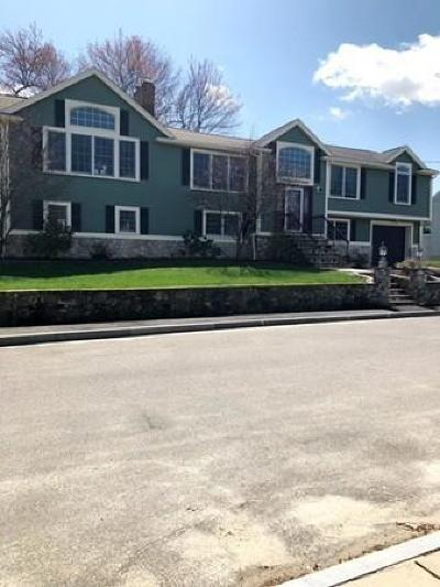 Stoneham Single Family Home Under Agreement: 28 Summit Rd