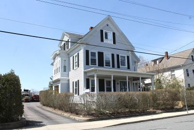 Plymouth Multi Family Home Back On Market: 31 & 31r Mayflower