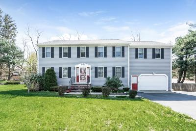 Quincy Single Family Home For Sale: 690 Willard St