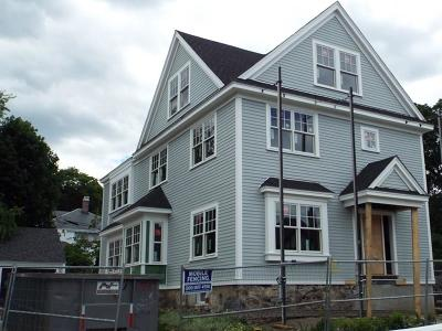 Single Family Home For Sale: 8 Kirk St