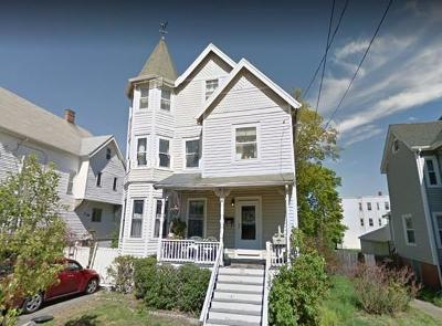Malden Single Family Home Under Agreement: 22 Clayton St