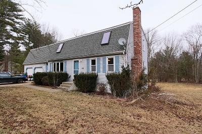Franklin Single Family Home For Sale: 481 Maple Street