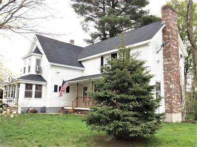 Millis Single Family Home For Sale: 37 Lavender St