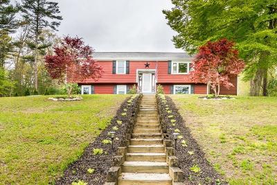 Marshfield Single Family Home Under Agreement: 1451 Main St