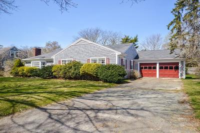 Falmouth Single Family Home Contingent: 149 Allen Ave