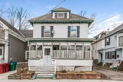 Lowell Single Family Home Under Agreement: 405 Westford St