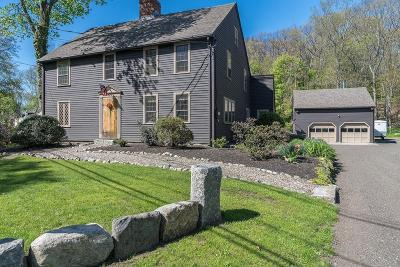 Ipswich Single Family Home For Sale: 321 High Street