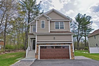 Millis Single Family Home Under Agreement: 714 Main St