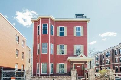 Condo/Townhouse Under Agreement: 286 Walnut Ave #3