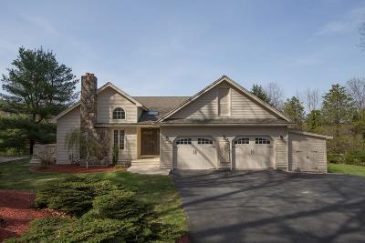 Franklin Single Family Home Under Agreement: 2 Mercer Lane