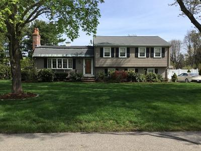 Westwood Single Family Home Contingent: 39 Spellman Rd