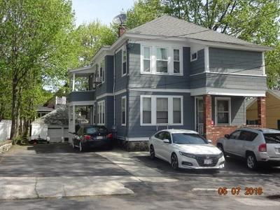 Methuen Multi Family Home For Sale: 17-19 Milk Ave