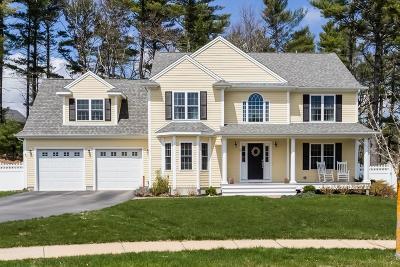 Marshfield Single Family Home For Sale: 63 Strawberry Farm Road