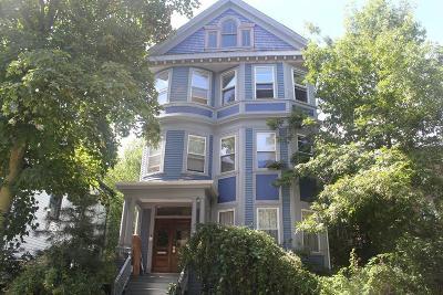 Rental For Rent: 803 Parker Street #3