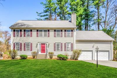 Franklin Single Family Home Under Agreement: 3 Tanglewood Dr