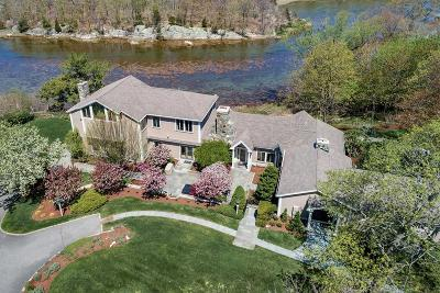 Cohasset MA Single Family Home For Sale: $3,495,000