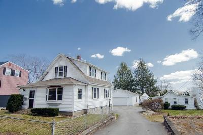 Weymouth Single Family Home Under Agreement: 90-92 Randall Avenue