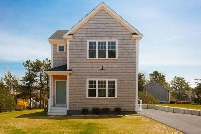 Falmouth Condo/Townhouse Under Agreement: 471 A Old Barnstable Road #A
