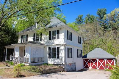 Concord Single Family Home Under Agreement: 80 Highland St