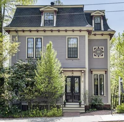 Cambridge Single Family Home Under Agreement: 52 Concord Avenue