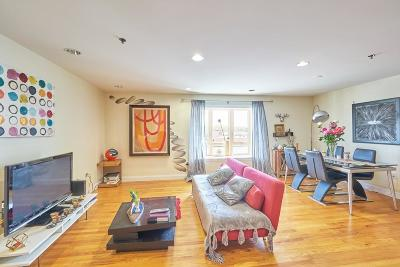 Watertown Condo/Townhouse For Sale: 24 Arsenal St #3D