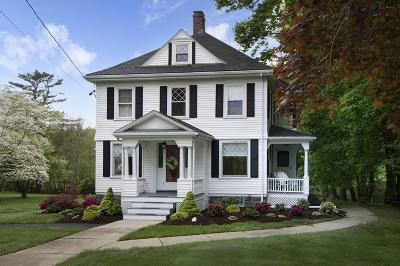 Hanson Single Family Home For Sale: 177 Spring St.