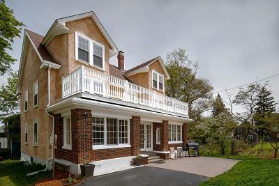 Boston Single Family Home Under Agreement: 190 Manchester St
