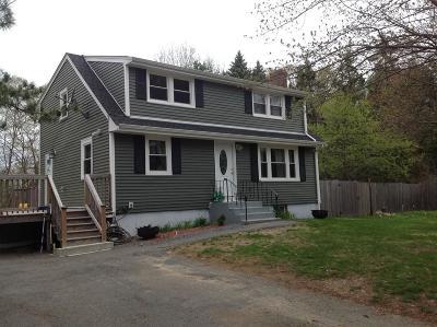 Stoughton Single Family Home Back On Market: 99 Chisholm