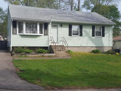 Avon Single Family Home For Sale: 33 Noyes St