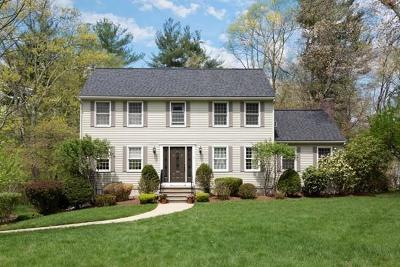 Franklin Single Family Home Contingent: 5 Evergreen Dr