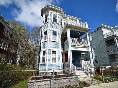 Condo/Townhouse Under Agreement: 37 Wachusett St #2