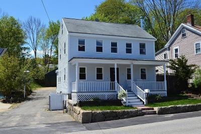 Bellingham Single Family Home For Sale: 51 Mechanic Street