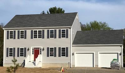 Duxbury Single Family Home Contingent: 35 Olde Pasture Road