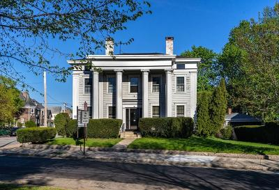 Fall River Multi Family Home For Sale: 55 Highland Ave