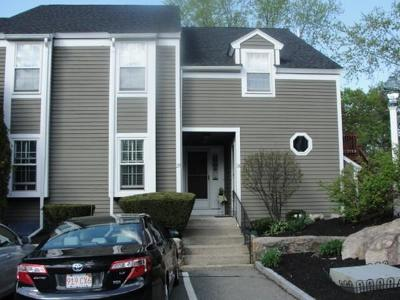 Canton Condo/Townhouse Under Agreement: 23 Shaw Farm Rd. #23