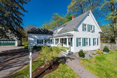 Bridgewater Multi Family Home For Sale: 242 Main St
