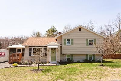 Billerica Single Family Home Contingent: 9 Patricia Road