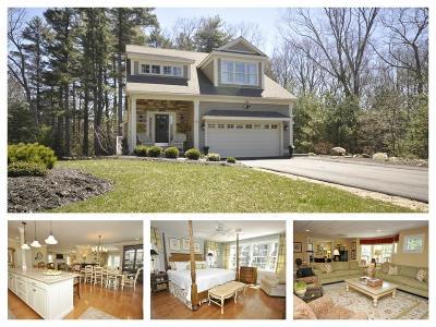 Middleton Condo/Townhouse For Sale: 40 White Cedar Drive #42