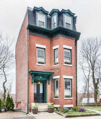 Boston Single Family Home Under Agreement: 116 Marcella St