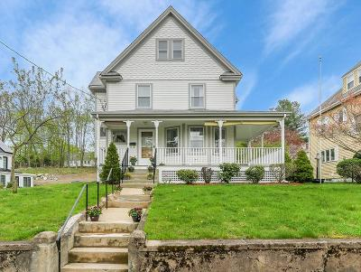 Newton Single Family Home For Sale: 103 High St