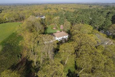 Wellesley Single Family Home Under Agreement: 44 Greylock Rd