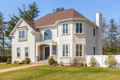 Lynnfield MA Single Family Home For Sale: $1,249,000